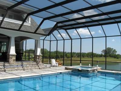 Pool Screen Repair Apopka FL
